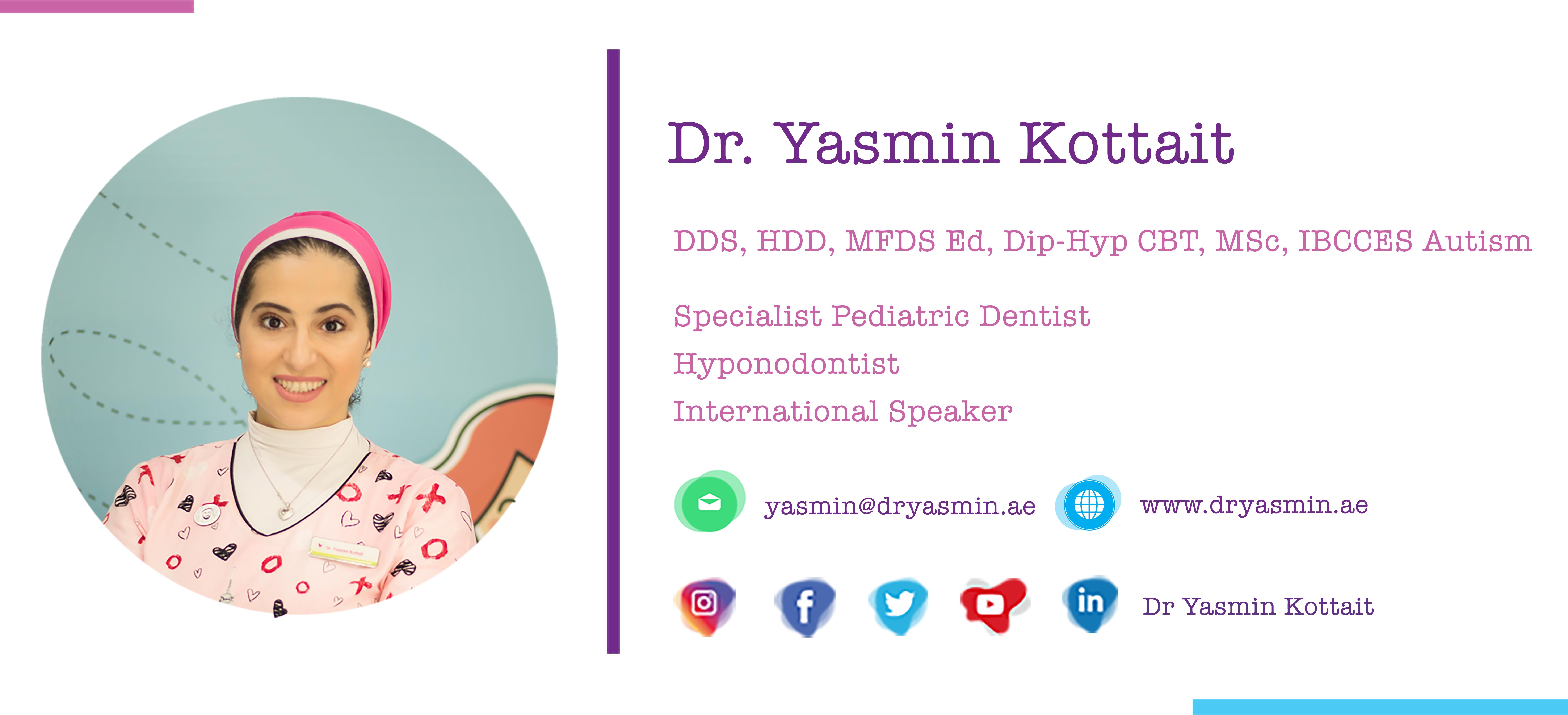 Dr Yasmin Khottait