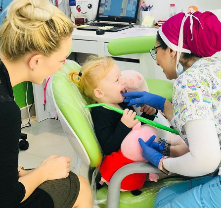 How to Help Your Child Recover after Dental Treatment under General Anesthesia